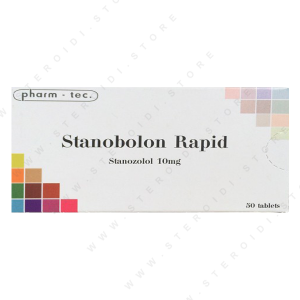 stanobolon rapid