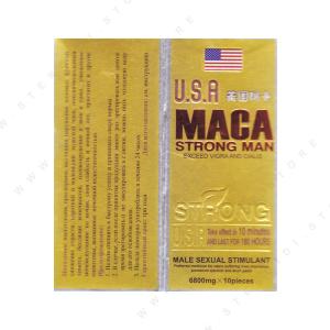 MACA strong man