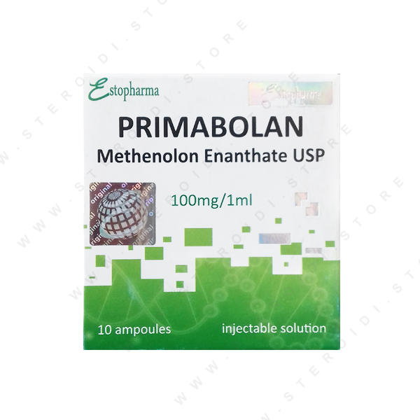 Primabolan-methenolon-enanthate