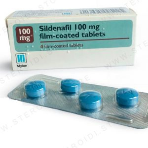 Syldenafil-Mylan-100mg