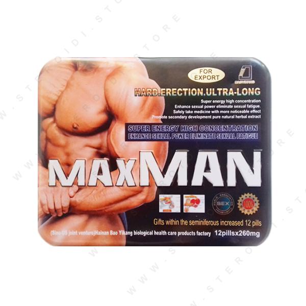 Maxman-Ultra-12x260mg